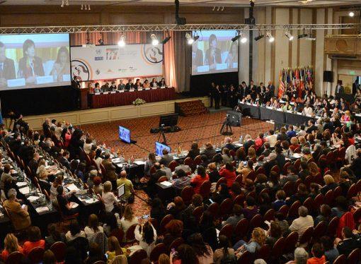 Participación en la XIII Conferencia Regional sobre la Mujer de América Latina y el Caribe