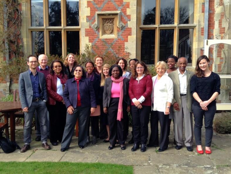 Miembros del Comité Directivo de GenderInSITE