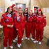 Un viaje simulado a la Luna con una tripulación femenina