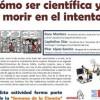 ¿Cómo ser científica y no morir en el intento?