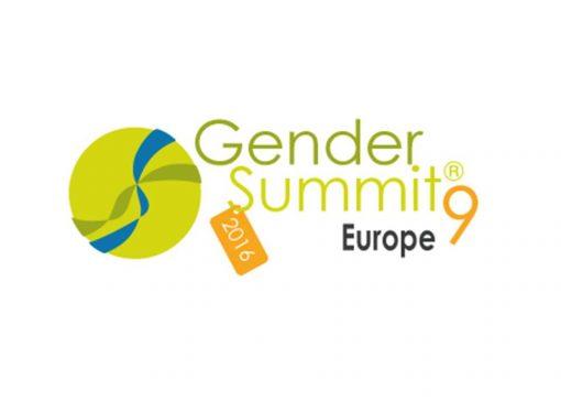 Participación en el Gender Summit 9 Europe