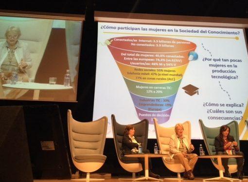 Participación en el Segundo Congreso Internacional Connecting Plus IC+