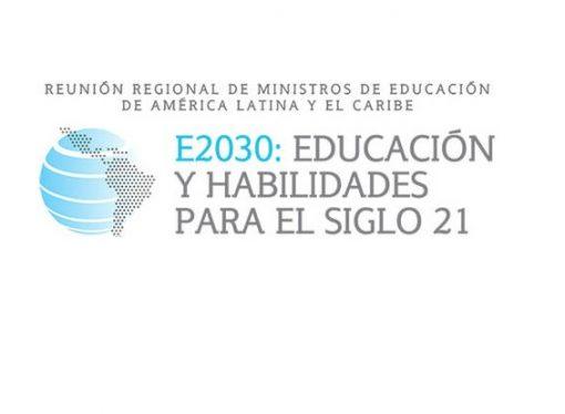 Reunión Regional de Ministros de Educación de América Latina y el Caribe