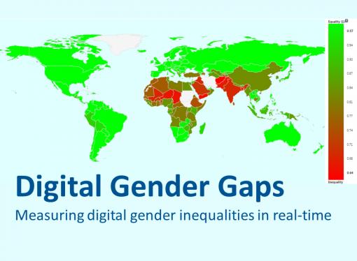 <i>Digital Gender Gaps</i>. Medición en tiempo real de las desigualdades de género en el campo digital